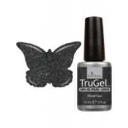 Esmalte Semipermanente 14ml Trugel EzFlow Black OPal