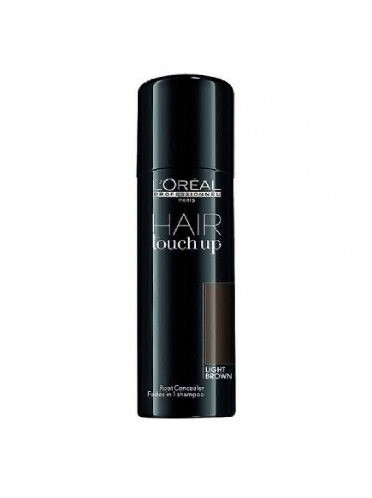 Spray canas Hair Touch Up Ligth Brown 75ml Loreal